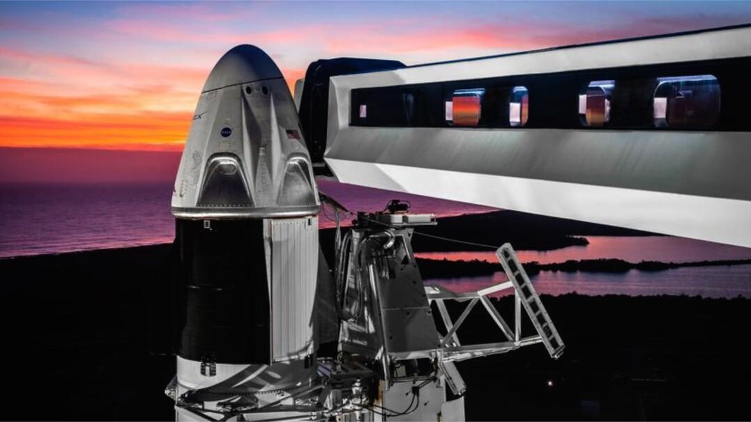 Historyczny moment. Pierwszy od dziewięciu lat lot załogowy w kosmos z terenów USA