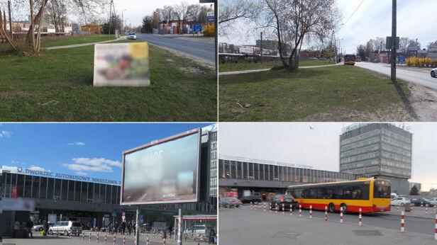 Reklamy usunięte przez ZDM ZDM