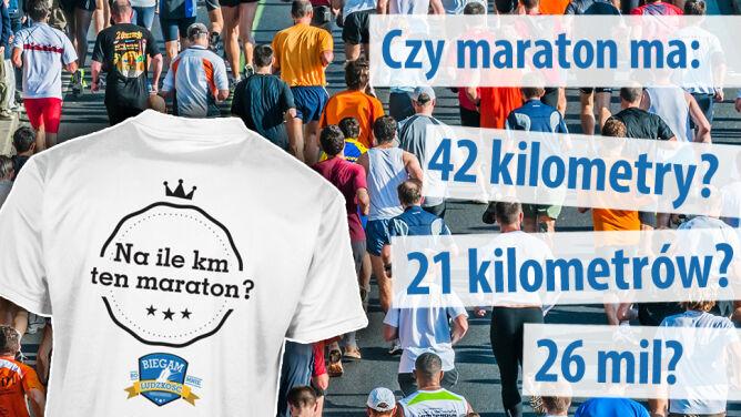 Ile kilometrów ma ten maraton?