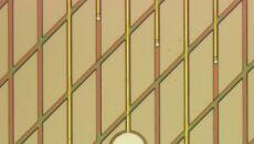 Siateczka w zbliżeniu: na środku znajduje się miejsce, które ma stymulować elektrony (fot. Lieber Research Group, Harvard University)
