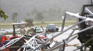 Tsunami w Indonezji (PAP/EPA)