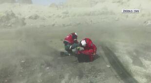 Bilans ofiar erupcji wulkanu White może jeszcze wzrosnąć